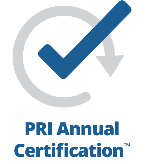 Annual Certification