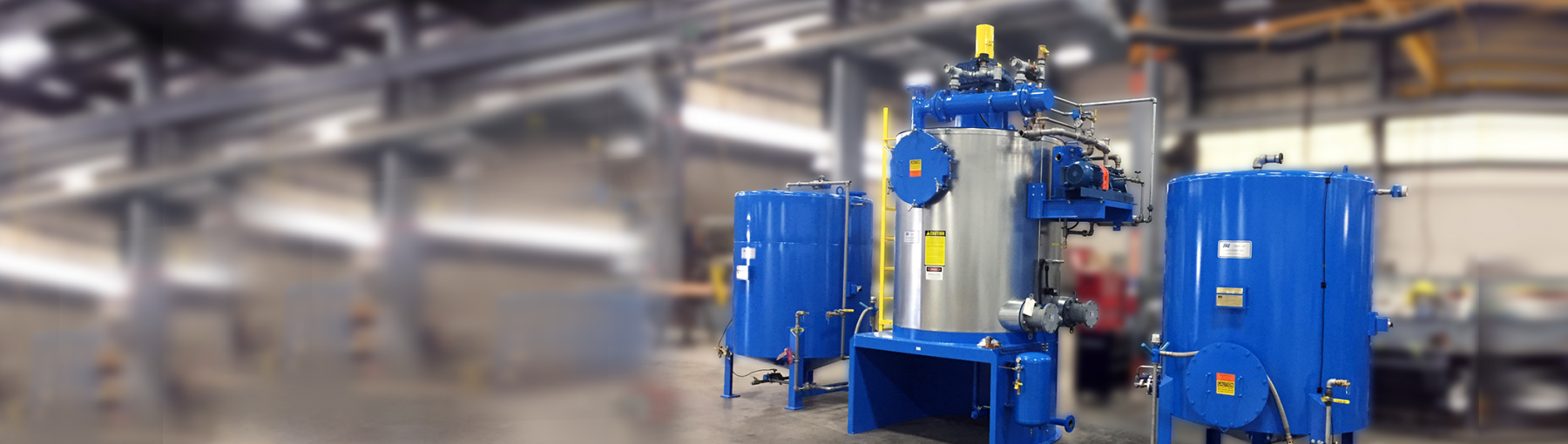 SCR solvent recycling system